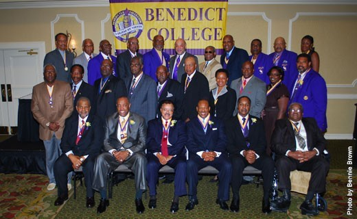 Five Inducted Into Benedict Athletic Hall Of Fame - Benedict